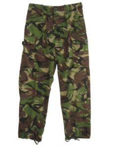 British Army Wool Beret Navy